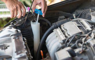 Hladilna tekočina za avto