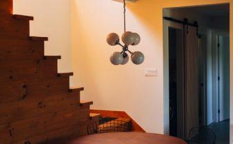 Lesene stopnice so velik doprinos vašemu domu