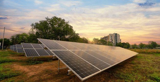 Sončne celice so osnovni gradniki celotnega fotovoltaičnega sistema