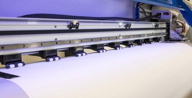 Tiskanje letakov