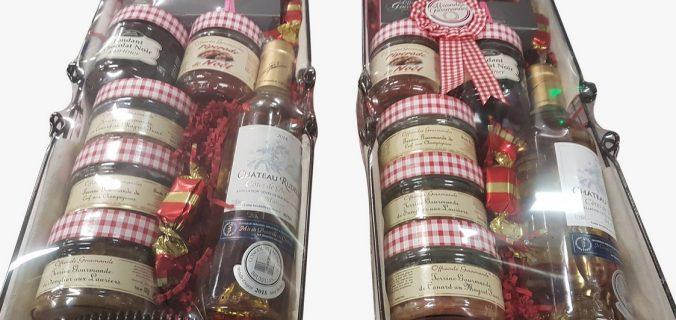 Termo folija se uporablja za pakiranje izdelkov