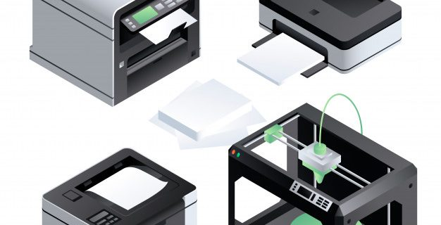 Multifunkcijski laserski tiskalnik