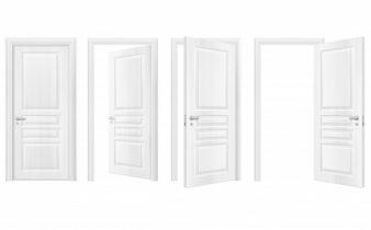 Vhodna vrata PVC